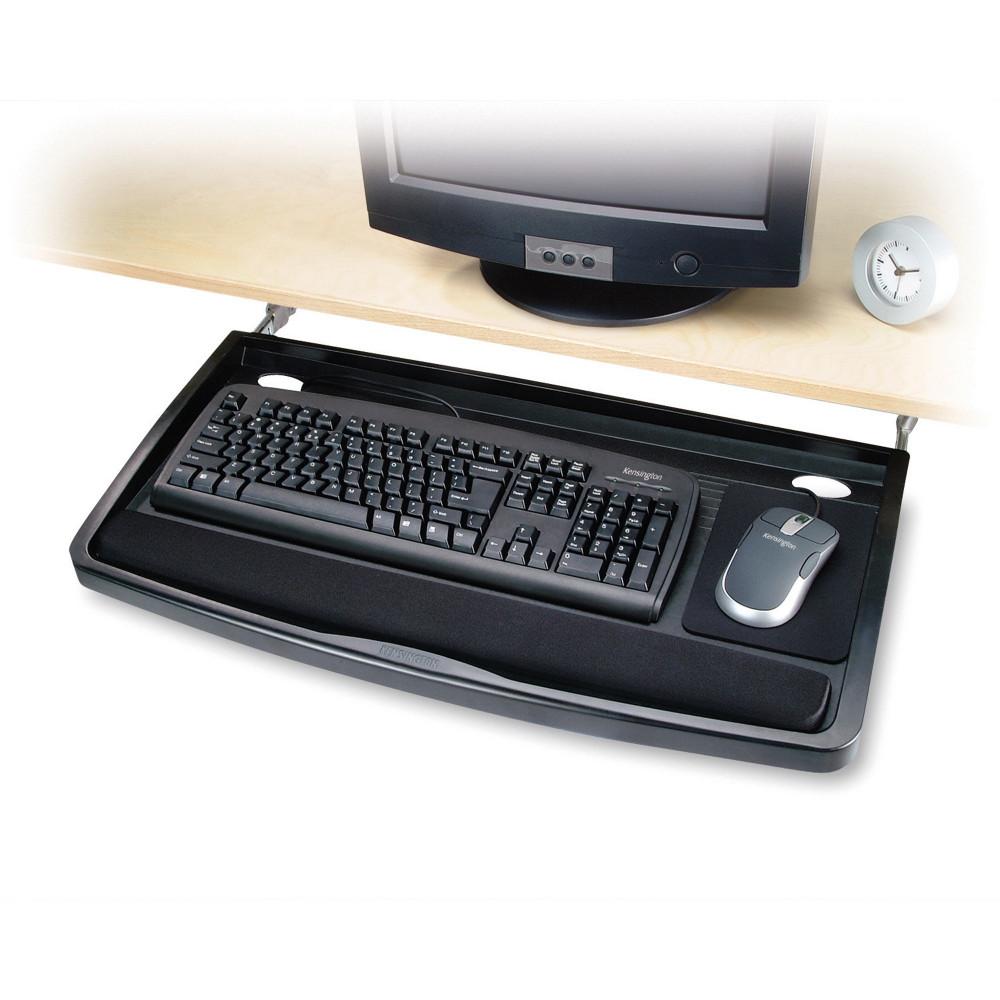 Kensington Smartfit Underdesk Comfort Keyboard Drawer Black