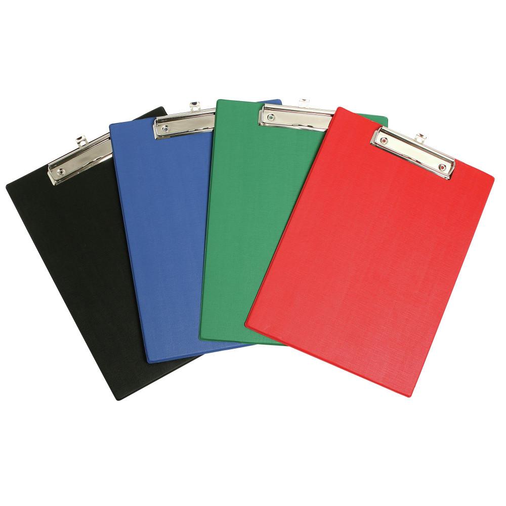 Marbig Clipboard PE Foolscap Blue
