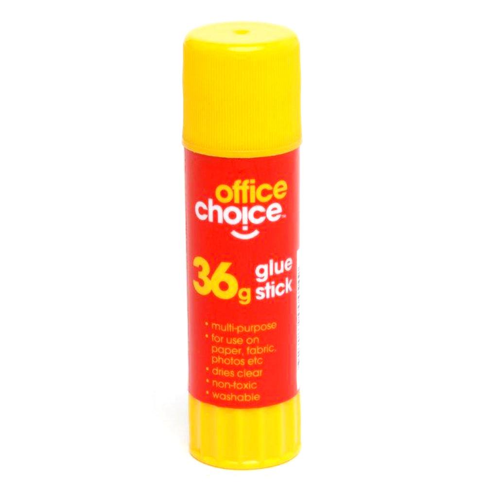 OFFICE CHOICE GLUE STICK 36 grm