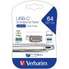 Verbatim On The Go Type-C to USB Drive 64GB