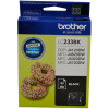 BROTHER INK CARTRIDGE LC-233BK Black