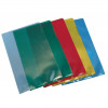 Marbig Letter Files A4 Clear Pack Of 10