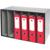 Marbig Storage System Stor-A-File 560x290x378mm Grey