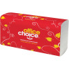 OFFICE CHOICE HAND TOWELS Ultraslim 230x235mm Pack of 16 150sheets Per Pack