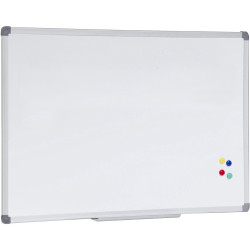 Visionchart OPW Whiteboard 1800x900mm Aluminium Frame