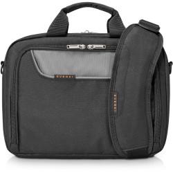 Everki 11.6 Inch Advance Ipad Tablet & Ultrabook Briefcase Black