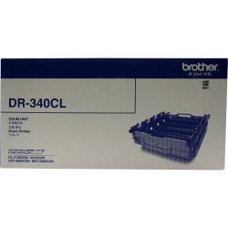 BROTHER DRUM UNIT DR-340CL Black Up to 25,000 Pages