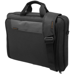 Everki 16 Inch Advance Compact Briefcase Black
