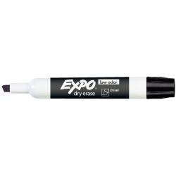 EXPO WHITEBOARD MARKER Chisel Black
