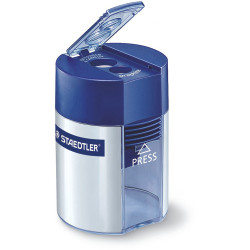 Staedtler Tub Sharpener Single Hole