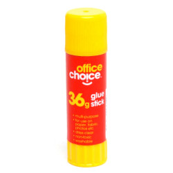 OFFICE CHOICE GLUE STICK 36 grm