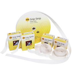 MARBIG GRIP SPOT/STRIP FASTENR Hook Only 25mmx25m Roll