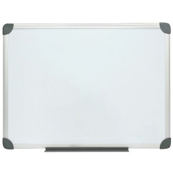 NOBO COMMERCIAL WHITEBOARD Magnetic Aluminium Frame 900mm x 1200MM