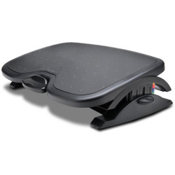 KENSINGTON FOOTREST Solemate Plus Grey Black