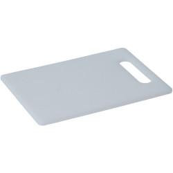 Connoisseur Plastic Chopping Board White