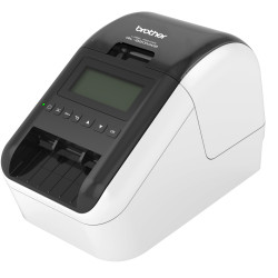 BROTHER QL-820NWB LABEL Printer up to 110 labels/min Professional