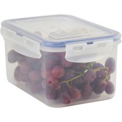 Italplast Air Lock Food Container 1600ml Clear
