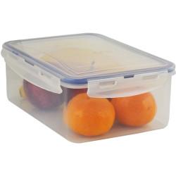 ITALPLAST AIR LOCK Food Container 2900ml Clear 2900ml Clear