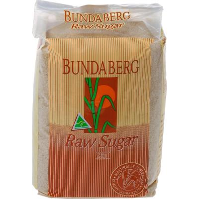 Bundaberg Raw Sugar 1kg Pack