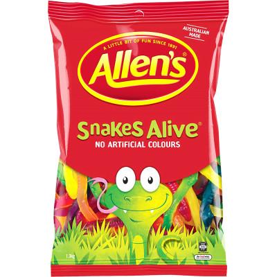 Allen's Snakes Alive 1.3Kg Pack