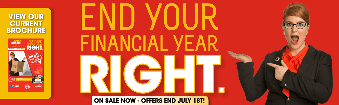 End your Financial Year Right.