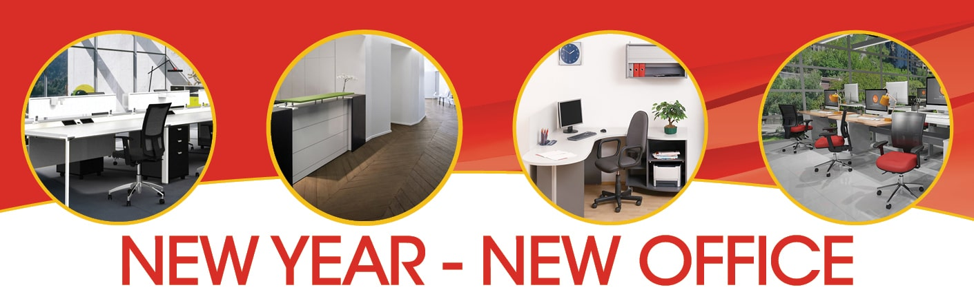 New Year New Office